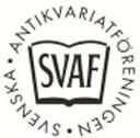 Logotype Svenska Antikvariatföreningen