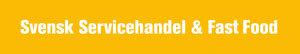 Logotype Svensk Servicehandel & Fastfood